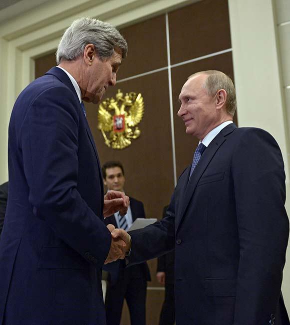 乌沙科夫说,会谈虽不能表明两国关系得到了突破性发展,但可以