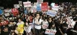 日本各界抗议国会表决安保法静坐集会令其撤回 - BRTN新闻