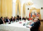 7月13日,伊朗核问题六国外长会在奥地利首都维也纳举行,继续就伊核问题全面协议进行磋商。 - BRTN新闻