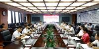 海淀区委书记、区长于军一行来中国人民大学访问 - 人民大学