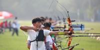 百步穿杨 箭无虚发 2017年北京市青少年锦标赛射箭比赛收官 - 体育局