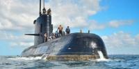 阿根廷载有44人潜艇失踪3天后发出求救信号 - News.Cntv.Cn