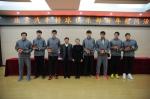 奋进中的北京男女排球队 北京汽车排球俱乐部工作座谈会召开 - 体育局