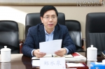广西大学党委常委宁旭初到中国人民大学考察 - 人民大学