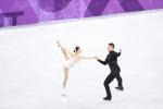 北京健儿冬奥首秀 于小雨/张昊亮相花滑团体赛 - 体育局