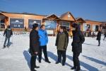 陈杰副局长带队检查冰雪经营场所 确保春节健身活动安全 - 体育局