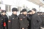 乔建永校长一行亲切慰问春节期间在岗职工 - 邮电大学
