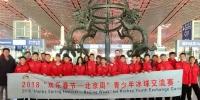 """2018年""""欢乐春节—北京周""""系列活动青少年冰球交流比赛圆满结束 - 体育局"""