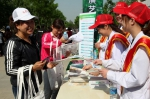阳光路上我们同行 台湖镇成功举办健步走活动2 - 文化局