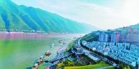 重庆长江岸线生态复绿成效初显 - 林业网