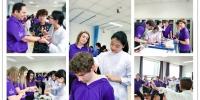 美国韦伯州立大学代表团到访护理学院 - 中医药大学