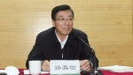 姜沛民孙其信与管理服务机构、直属机构新一届处级干部集体谈话 - 农业大学
