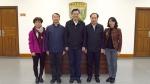 北京市委统战部常务副部长周开让来校看望孙其信校长 - 农业大学