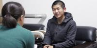 志愿风采   优秀志愿者姚鸿钦:我只想尽己所能帮助他人 - 农业大学