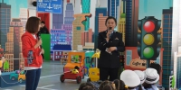 礼在北京·感恩每一次与你相遇 ——北京交管部门举办中小学交通安全主题教育活动 - 公安局公安交通管理局