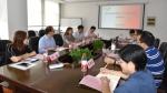 理学院党委赴上海大学交流标杆院系建设 - 农业大学