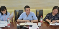 李培景召集新学期学生工作专题会议 - 农业大学