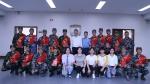 学校举行2019年夏秋季入伍学生欢送会 - 农业大学