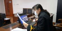石景山法院首次实行网上开庭 - 法院网