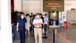 王涛带队检查新学期教室环境 - 农业大学