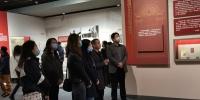 国际学院组织师生党员参观首都博物馆建党一百周年特展 - 农业大学
